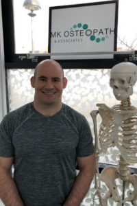 Johnathan Phipps BSc Sports Massage Therapist,