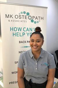 Damini Gorsia M.Ost – Registered Osteopath